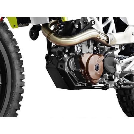 Motorschutz Husqvarna 701 Enduro BJ 2016-19 schwarz
