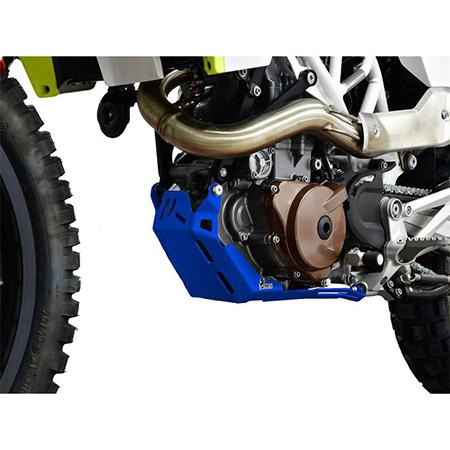 Motorschutz Husqvarna 701 Enduro Supermoto BJ 2016-18 blau