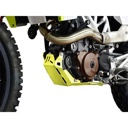 Motorschutz Husqvarna 701 Enduro Supermoto BJ 2016-18 gelb