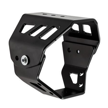 Gehäuseschutz LED-Abblendscheinwerfer IBEX schwarz