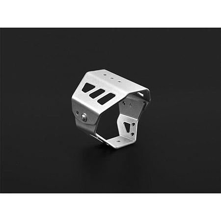 Gehäuseschutz für LED-Abblendscheinwerfer IBEX silber