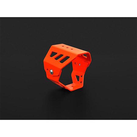 Gehäuseschutz für LED-Abblendscheinwerfer IBEX orange