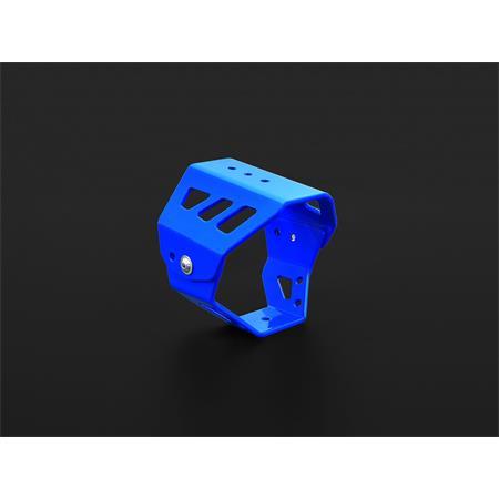 Gehäuseschutz für LED-Abblendscheinwerfer IBEX blau