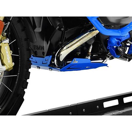 Motorschutz BMW R 1200 GS (Rallye) BJ 2013-18 blau