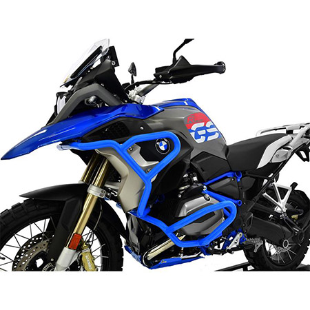 Sturzbügel-Set BMW R 1200 GS BJ 2013-18 blau
