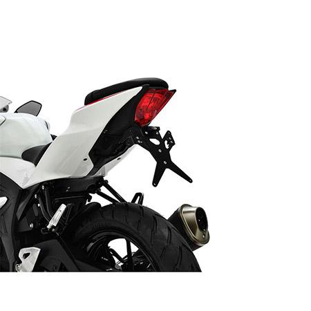Kennzeichenhalter Suzuki GSX-R / GSX-S 125 BJ 2017-18 Protech