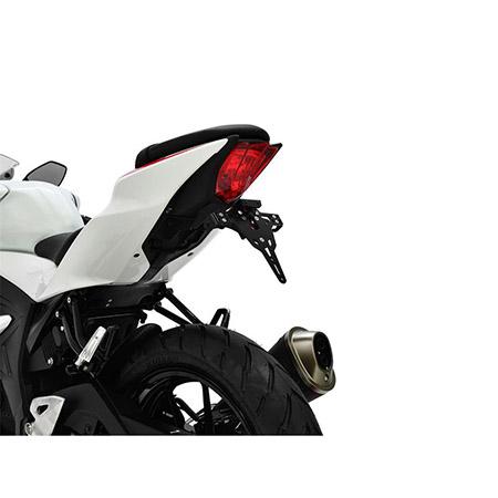 Kennzeichenhalter Suzuki GSX-R / GSX-S 125 BJ 2017-18 IBEX Pro