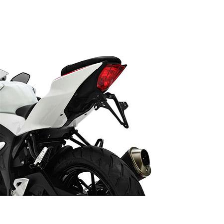 Kennzeichenhalter Suzuki GSX-R / GSX-S 125 BJ 2017-18 Highsider