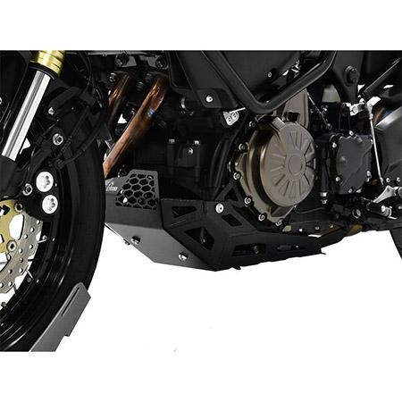 Motorschutz Yamaha XT 1200 Z Super Ténéré BJ 2016-18 schwarz