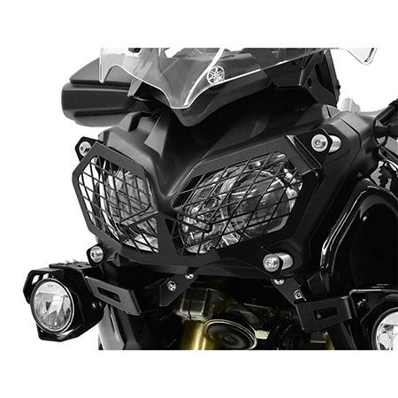 Scheinwerferschutz Yamaha XT 1200 Z Super Ténéré BJ 2017-18 Black