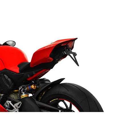 Kennzeichenhalter Ducati Panigale V4 BJ 2018 komplett