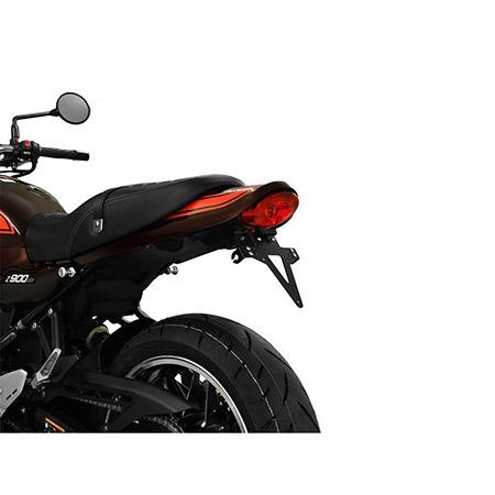 Kennzeichenhalter Kawasaki Z 900 RS BJ 2018 komplett