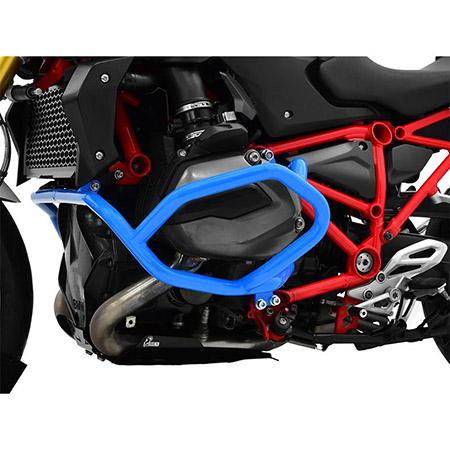 Sturzbügel BMW R 1200 R BJ 2015-19 blau