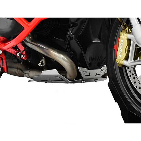 Motorschutz BMW R 1200 R BJ 2015-19 silber