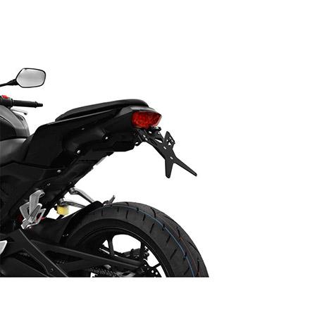 Kennzeichenhalter Honda CB 125 R BJ 2018 Protech