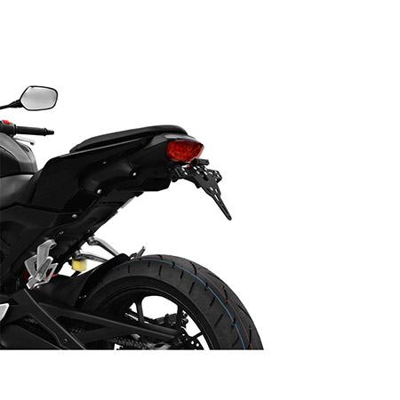 Kennzeichenhalter Honda CB 125 R BJ 2018-19 IBEX Pro