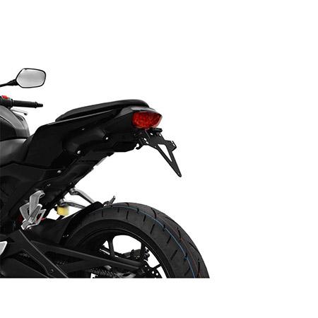 Kennzeichenhalter Honda CB 125 R Bj. 2018 komplett