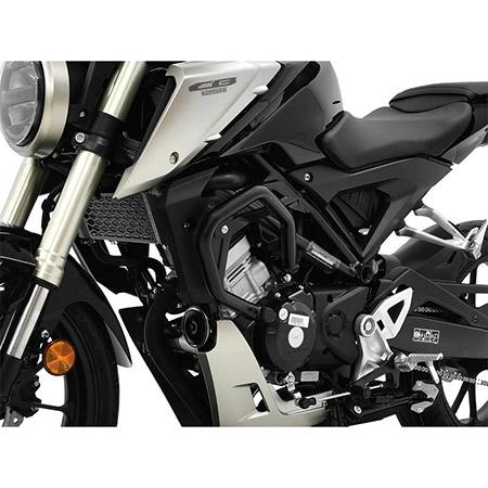Sturzbügel Honda CB 125 R BJ 2018-19 schwarz
