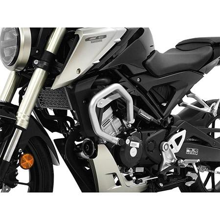 Sturzbügel Honda CB 125 R BJ 2018-19 silber