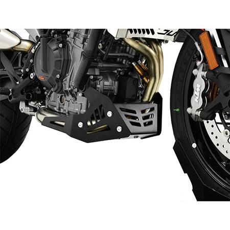 Motorschutz KTM 790 Duke ab BJ 2018-19 schwarz