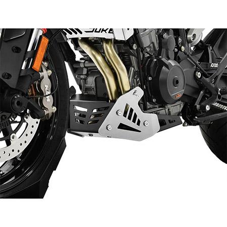 Motorschutz KTM 790 Duke ab BJ 2018-19 silber