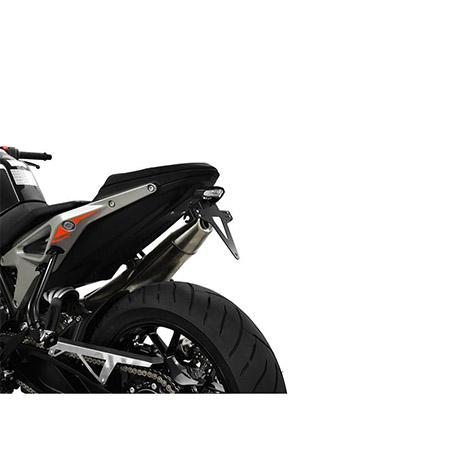 Kennzeichenhalter KTM 790 Duke BJ 2018 komplett