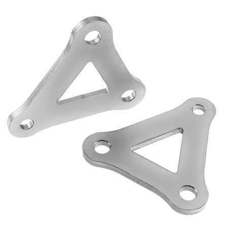 Hecktieferlegung für Aprilia RSV 1000 R BJ 2001-11 / RSV 1000 Mille BJ 2001-03 / RSV 4 1000 Factory BJ 2009-15 / RSV4  1000 R BJ 2010-15 25mm