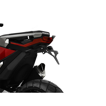 Kennzeichenhalter Honda X-ADV BJ 2017-18 IBEX