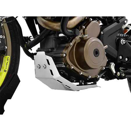 Motorschutz Husqvarna 401 Vitpilen BJ 2018-19 weiß