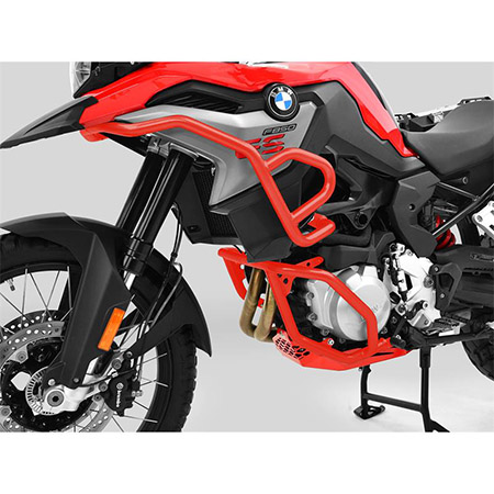 Sturzbügel-Set BMW F 750 / F 850 GS BJ 2018-19 rot