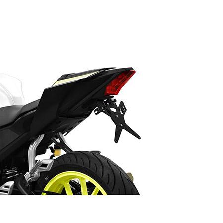 Kennzeichenhalter Yamaha YZF-R125 ab BJ 2019- Protech