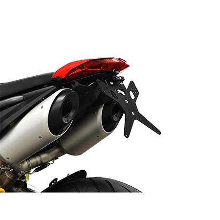 Kennzeichenhalter Ducati Hypermotard 950 ab BJ 2019- Protech
