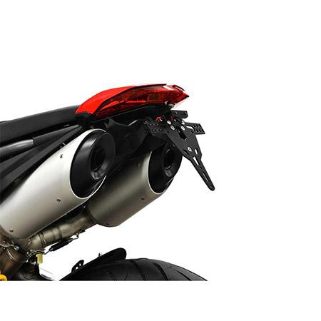Kennzeichenhalter Ducati Hypermotard 950 ab BJ 2019- IBEX Pro