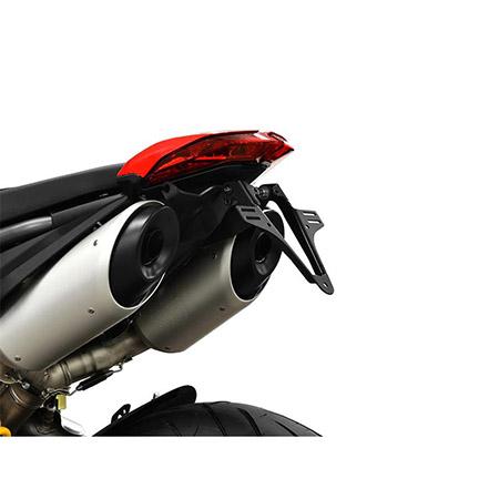 Kennzeichenhalter Ducati Hypermotard 950 ab BJ 2019- Highsider