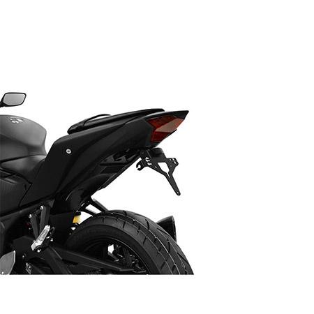 Kennzeichenhalter Yamaha YZF-R3 ab  BJ 2019- IBEX