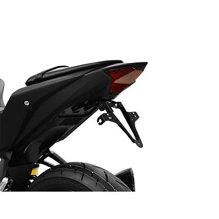 Kennzeichenhalter Yamaha YZF-R3 ab BJ 2019- Highsider