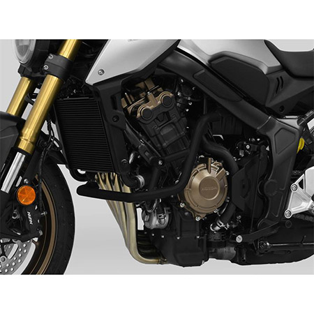 ZIEGER Sturzbügel Honda CB 650 R BJ 2019-20 schwarz