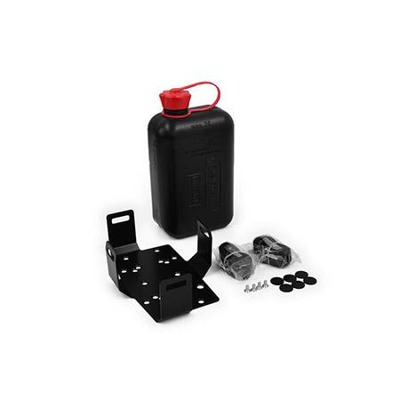 Halterset für Kanister FuelFriend Big 2.0 Liter am Koffer System Zusatz Kanister