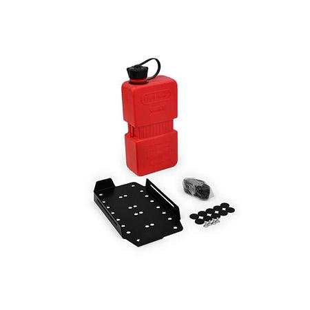 Halterset für Kanister FuelFriend Big 1.5 Liter am Koffer System Zusatz Kanister