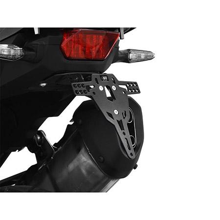 Kennzeichenhalter Honda CRF 1000 L Africa Twin BJ 2018-19 IBEX Pro