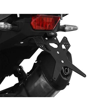 Kennzeichenhalter Honda CRF 1000 L Africa Twin BJ 2018-19 Protech