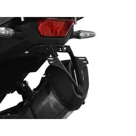 Kennzeichenhalter Honda CRF 1000 L Africa Twin BJ 2018-19 Highsider