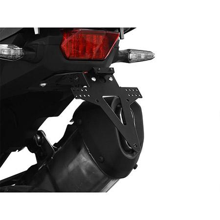 Kennzeichenhalter Honda CRF 1000 L Africa Twin BJ 2018-19
