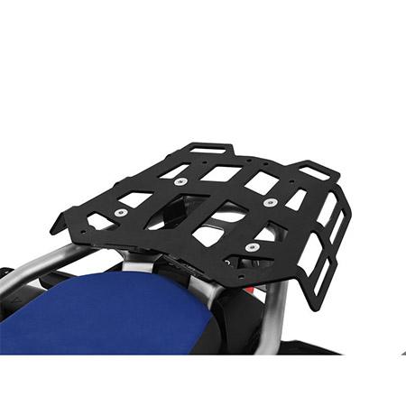 ZIEGER Gepäckbrücke Honda CRF 1000 L Africa Twin Adventure Sports BJ 2018-19 schwarz
