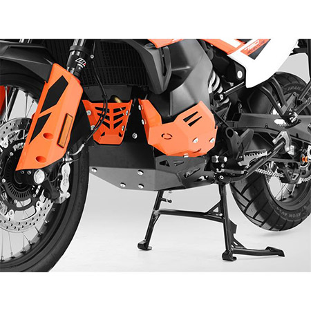 ZIEGER Motorschutz KTM 790 Adventure BJ 2019-20 orange