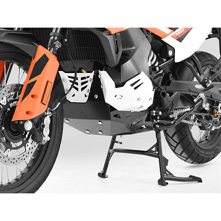 ZIEGER Motorschutz KTM 790 Adventure BJ 2019-20 weiß