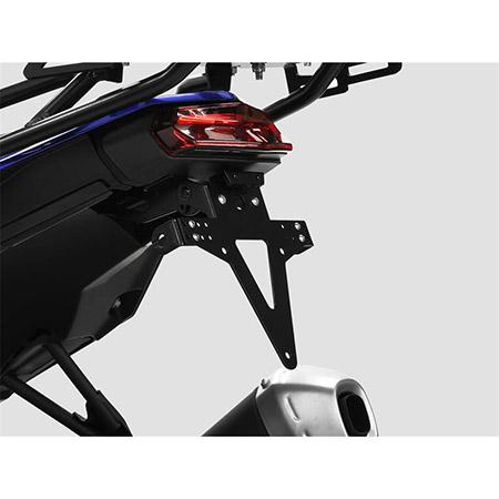 Kennzeichenhalter Yamaha Ténéré 700 BJ 2019-20 komplett