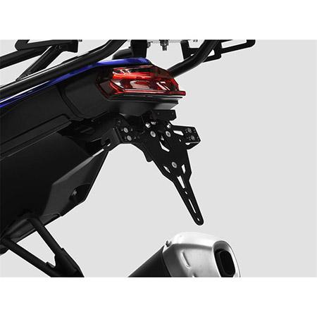 ZIEGER Pro Kennzeichenhalter Yamaha Ténéré 700 BJ 2019-20
