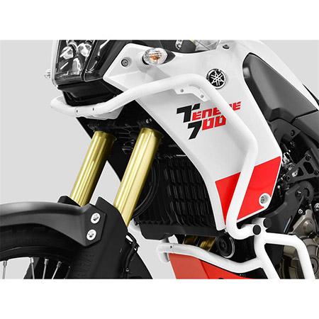 ZIEGER Sturzbügel Verkleidung Yamaha Ténéré 700 BJ 2019-21 weiß