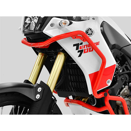 ZIEGER Sturzbügel Verkleidung Yamaha Ténéré 700 BJ 2019-20 rot